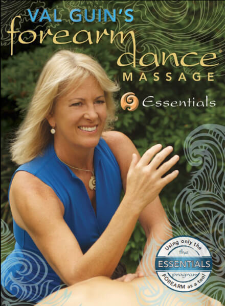 Val Guins Forearm Dance Essentials Massage Video On DVD