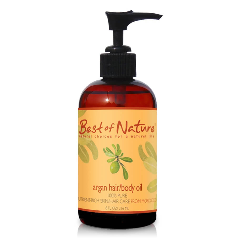 Best of Nature 100% Pure Argan Oil - 8oz