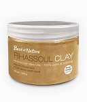 Best of Nature 100% Pure Rhassoul Moroccan Lava Clay - 12oz