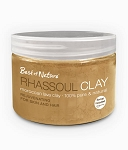 Best of Nature 100% Pure Rhassoul Moroccan Lava Clay - 2oz Sample