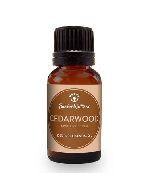 Best Of Nature Cedarwood Atlas Essential Oil - 16oz