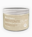 Best of Nature 100% Pure & Natural Bentonite Clay - 12oz