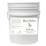 Best of Nature 100% Pure Olive Massage & Body Oil - 5 Gallon Pail