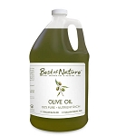 Best of Nature 100% Pure Olive Massage & Body Oil - Gallon