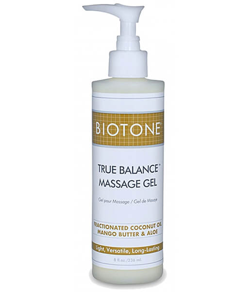 Biotone True Balance Massage Gel - 8oz