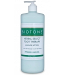 Biotone Herbal Select Foot Therapy Massage Lotion - 32oz