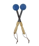 Bongers Handheld Percussive Massage Therapy Tool - Blue