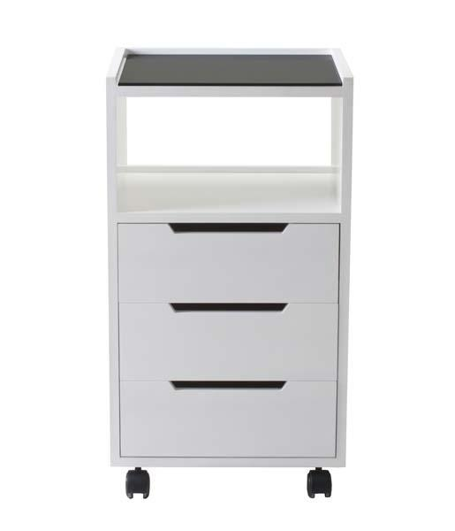 Earthlite Alpha 3 Equipment & Supplies Storage Trolley