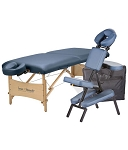 Inner Strength Element Portable Massage Table & Chair Package - By Earthlite