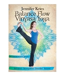Balance Flow Vinyasa Yoga Video on DVD - Jennifer Kries