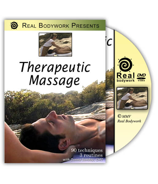 Therapeutic Massage Streaming Video - Real Bodywork