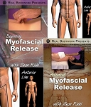 Beginning & Advanced Myofascial Release 2 DVD Video Set - Real Bodywork
