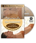 Ayurvedic Spa Techniques Video on DVD - Real Bodywork