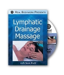 Lymphatic Drainage Massage Video on DVD - Real Bodywork