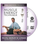 Muscle Energy Technique Lower Body Video on DVD - Real Bodywork