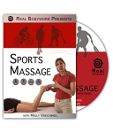 Sports & Event Massage Video on DVD - Real Bodywork