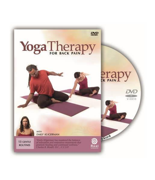 Yoga Therapy For Back Pain Video On DVD - Real Bodywork