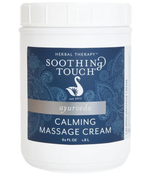 Soothing Touch Calming Massage Cream - 62oz