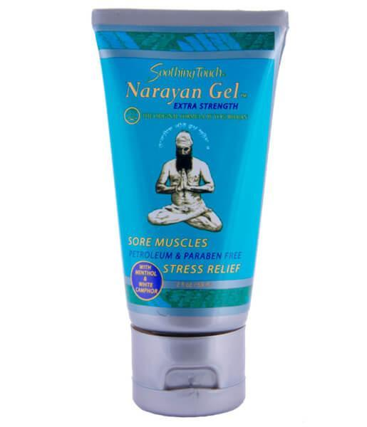 Soothing Touch Narayan Gel Extra Strength Tube - 2oz