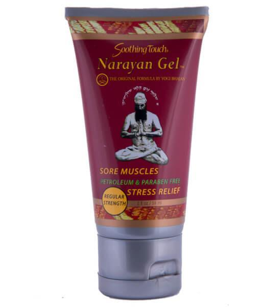 Soothing Touch Narayan Gel Regular Strength Tube - 2oz