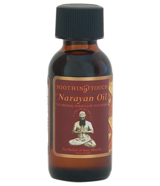 Soothing Touch Ayurvedic Narayan Oil - 1oz