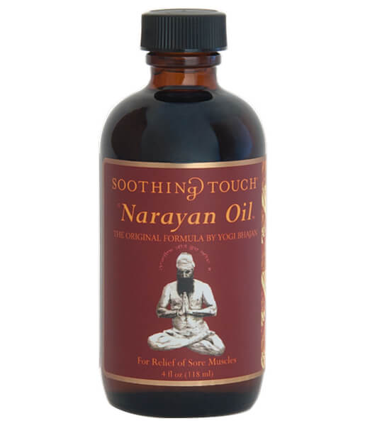 Soothing Touch Ayurvedic Narayan Oil - 4oz