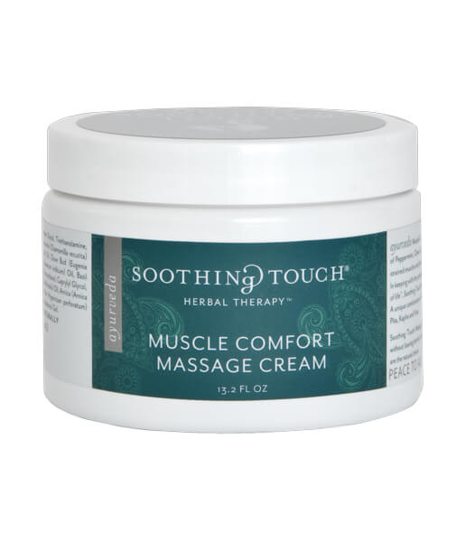 Soothing Touch Muscle Comfort Massage Cream - 13.2oz