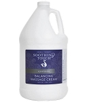 Soothing Touch Balancing Massage Cream - Gallon & Pump
