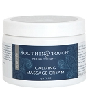 Soothing Touch Calming Massage Cream - 13.2oz