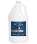 Soothing Touch Calming Massage Cream - Gallon & Pump