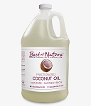 Best of Nature 100% Pure Fractionated Coconut Oil - Half Gallon