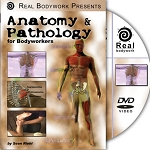 Anatomy & Pathology For Bodyworkers Video on DVD - Real Bodywork