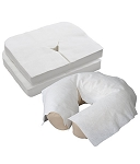 Earthlite Disposable Massage Headrest & Face Cradle Covers - 24 Pack Case