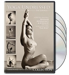 Yoga Undressed The Collection - Naked Yoga 4 Video DVD Set