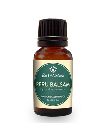 Best Of Nature Balsam Peru Essential Oil - 1/2oz (15ml)