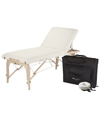Earthlite Avalon XD Tilt Portable Massage & Facial Table Package