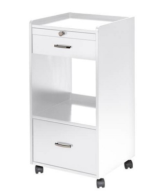 Earthlite Element Equipment & Accessories Storage Trolley