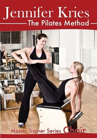 Pilates Chair Master Trainer Series Video on DVD - Jennifer Kries