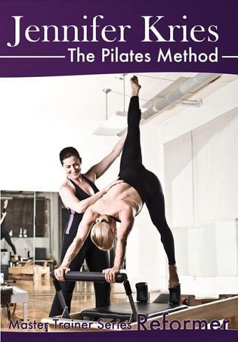 Pilates Reformer Master Trainer Series Video on DVD - Jennifer Kries