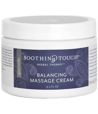 Soothing Touch Balancing Massage Cream - 13.2oz