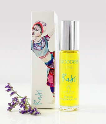 Ratri Essential Oil Roll On Fragrance - The Goddess Line