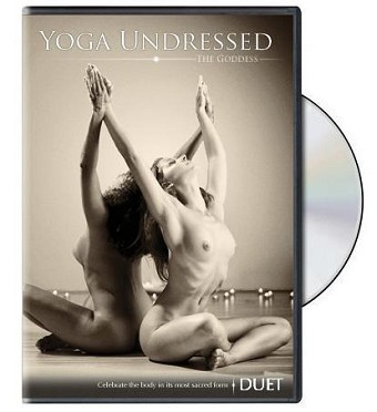 Yoga Undressed The Duet - Naked Yoga Video on DVD